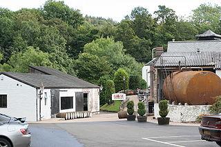 Glenturret distillery whisky distillery