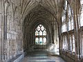Gloucester Cathedral Cloisters. - panoramio.jpg