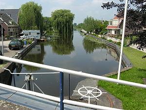 Goejanverwellesluis - Goejanverwellesluis, Hekendorp, Netherlands.