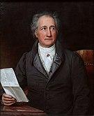 Johann Wolfgang von Goethe -  Bild