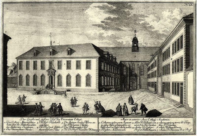 File:Goettingen Universitaet 1747.jpg