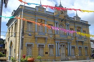 Goiana Municipality in Northeast, Brazil