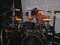 Gojira live - Nachtleben, Ffm - 2009 - JD - 3.JPG