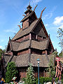 Gol Stave Church Replica in Epcot.jpg