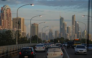 Transport on the Gold Coast, Queensland