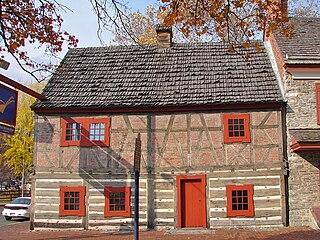 American historic carpentry