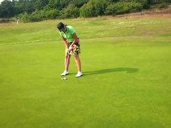 Fil:   Golfputt.ogv