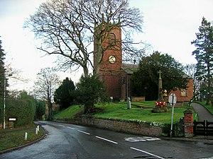 Goostrey - St Luke's Church