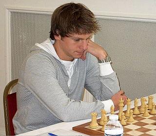 Stephen J. Gordon British chess player