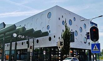 Gouda railway station - Gouda railway station