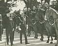 Governor of Queensland inspecting the mounted police, Brisbane (4442716256).jpg