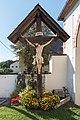Grafenstein Sankt Peter Pfarrkirche Hll Petrus und Paulus Friedhof Kruzifix 21092015 7676.jpg