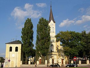 Grajewo - Neo-Gothic Church of the Holy Trinity