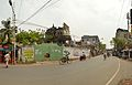 Grand Trunk Road and Raj Narayan Roy Choudhury Ghat Road Junction - Howrah 2014-06-15 5110-5112 Compress.JPG