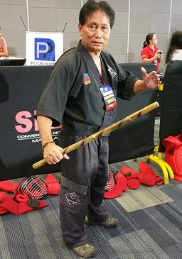Grandmaster Pepito Robas