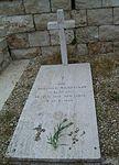 Grave of Władysław Majcher at Polish Cemetery in Monte Cassino 2.jpg