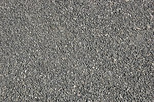 Gravel - Consists of small stones-rocks. Svens...