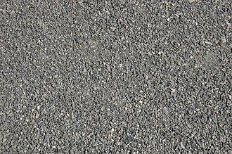 Gravel - Gravel with stones sized roughly between 5 and 15 mm