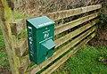 Green box, Drains Bay - geograph.org.uk - 699030.jpg