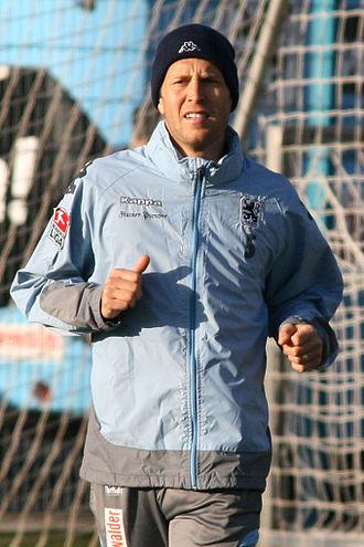 Gregg Berhalter - Berhalter in 2007