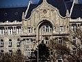Gresham Palace detail, 2013 Budapest (470) (13226978633).jpg