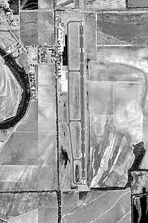Grider Field airport in Arkansas, United States of America