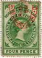 Griqualand 1879 stamp 4 pence.jpg