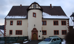 Burghof in Großenlüder