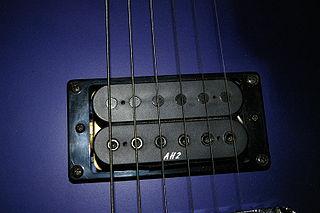 Humbucker Type of electric guitar pickup