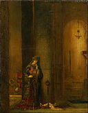 Gustave Moreau - Salome at the Prison - Google Art Project.jpg