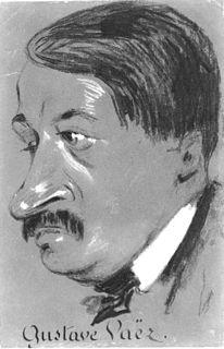 Gustave Vaëz Composer and piano maker