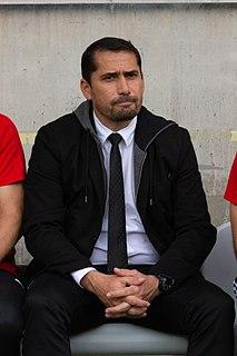 Gustavo Morínigo Paraguayan footballer