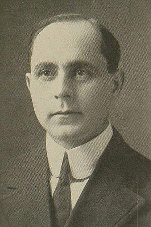 Guy Lowman - Lowman pictured in The Royal Purple 1913, Kansas State yearbook