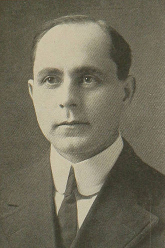 Kansas State Wildcats football - Coach Guy Lowman in 1912