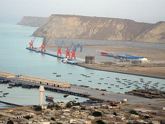 String of Pearls (Indian Ocean) - Gwadar Port