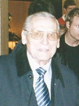 Gyula Grosics - Grosics in 2005