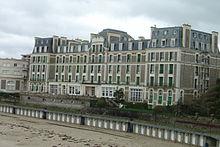 Grand Hotel Dinard Restaurant