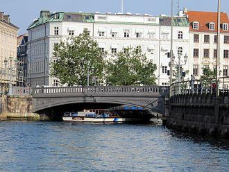 Højbro - Image: Højbro, Copenhagen