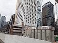 HK 中環 Central 夏慤道 Harcourt Road 和記大廈 Hutchison House construction site May 2020 SS2 01.jpg