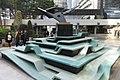HK 灣仔北 Wan Chai North 告士打道花園 Gloucester Road Garden sculpture Dec-2017 IX1 01.jpg