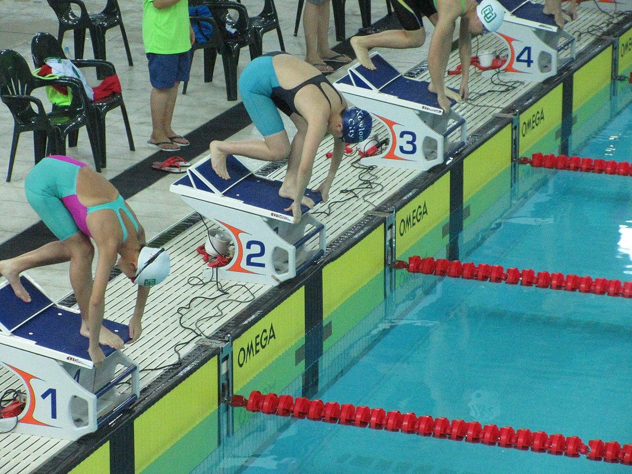 Wereldrecords zwemmen