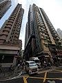 HK 西營盤 Sai Ying Pun 第一街 First Street 正街 Centre Street 雅賢軒 Elite Court facade October 2019 SS2 04.jpg