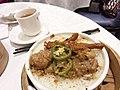 HK SW 上環 Sheung Wan 安泰街 On Tai Street 海港酒家 Victoria Harbour Seafood Restaurant 早茶時光 morning tea food dim sum August 2019 SSG 12.jpg