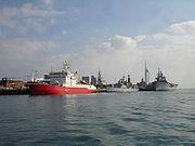 HMSEndurance Portsmouth2