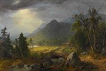 La parabole de Mobie dans PARABOLES aux MIRACLES 220px-HRSOA_AsherDurand-First_harvest_wilderness_1855