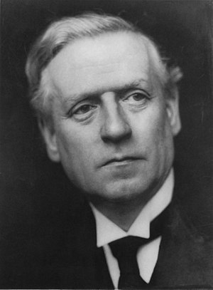 Liberal government, 1905–1915 - Asquith (1908)
