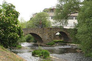 Hadamar - Stone bridge in Hadamar