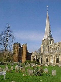 Hadleigh, Suffolk town in Suffolk, England