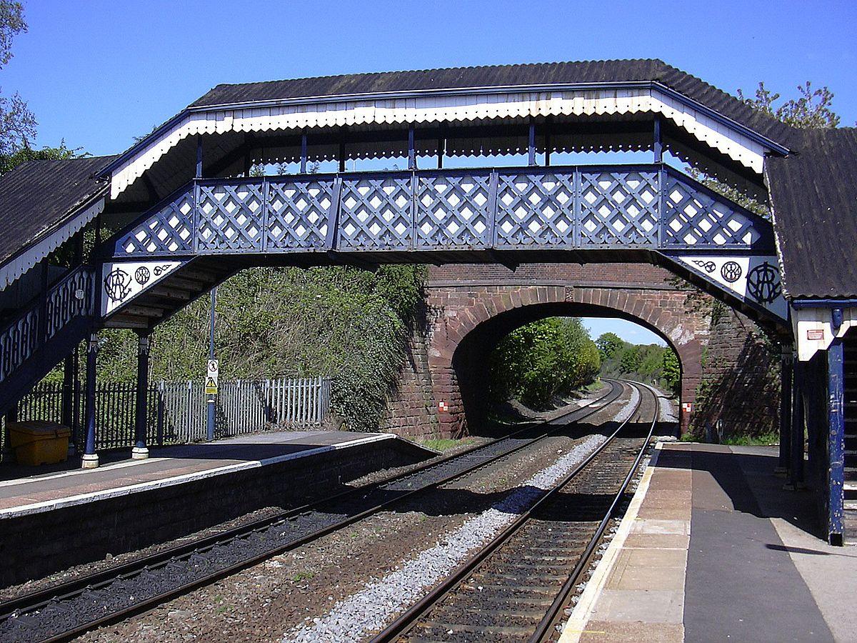 hagley railway station