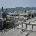 Haifa Gezicht op het terrein van een kunstmestfabriek met installaties, Bestanddeelnr 255-9322.jpg